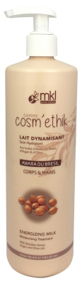MKL Green Nature Cosm'Ethik Lait Dynamisant Corps & Mains 500 ml