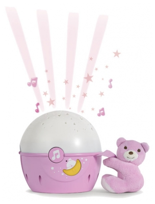 Chicco First Dreams Bed Spotlight Next 2 Stars 0 Month and +