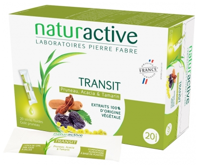 Naturactive Transit 20 Fluid Sticks