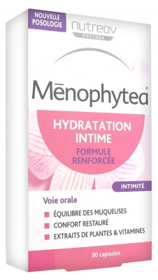 Nutreov Ménophytea Intimate Hydration 30 Gel-Caps