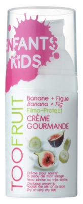 Toofruit Gourmet Cream Banana Fig 30ml
