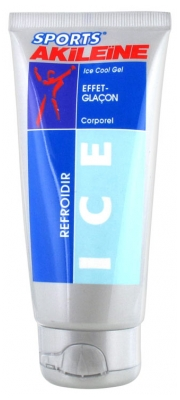 Akileïne Sports Ice Cool Gel 75ml