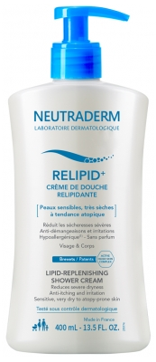 Neutraderm Relipid+ Duschcreme 400 ml