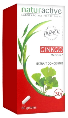 Naturactive Ginkgo 60 Capsules