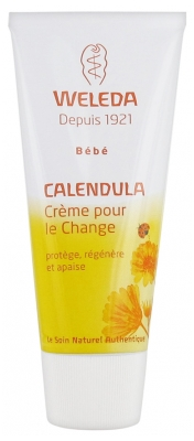 Weleda Baby & Child Calendula Nappy Change Cream 75ml