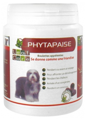 Leaf Care Phytapaise Chien Boulettes 100 g