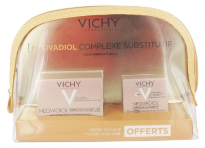 Vichy Neovadiol Substitutive Complex Care Redensifying Face and Neck Normal to Combination Skin 50ml + Redensifying and Freshness Night Care