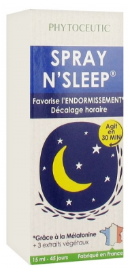 Phytoceutic N'Sleep Spray 15ml