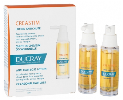 Ducray Creastim Lotion Antichute 2 x 30 ml