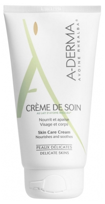 Aderma Skin Care Cream Delicate Skins 150ml