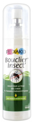 Pediakid Bouclier Insect Spray 100 ml