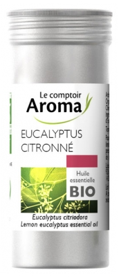Le Comptoir Aroma Organic Essential Oil Lemon Eucalyptus 10ml