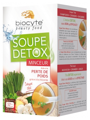Biocyte Slimming Detox Soup 144g