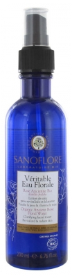 Sanoflore Organic Ancient Rose Floral Water 200ml