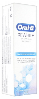 Oral-B 3D White Whitening Therapy Protection Émail 75 ml