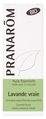 Pranarôm Bio Essential Oil True Lavender (Lavandula angustifolia) 10 ml