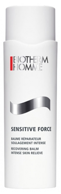 Biotherm Homme Sensitive Force Baume Réparateur 75 ml