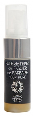 Bio4you Huile de Pépins de Figuier de Barbarie 100% Pure 15 ml