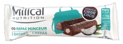 Milical Go Meal Weight 2 Bars