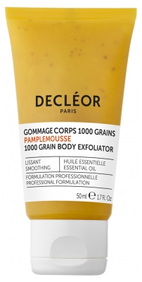 Decléor Gommage 1000 Grains Corps Pamplemousse 50 ml