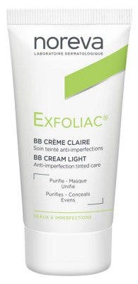 Noreva Exfoliac BB Cream 30ml
