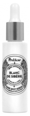 Polaar Blanc de Sibérie Sérum Anti-Taches 30 ml