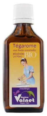 Docteur Valnet Tégarome Bio Pieles Agredidas 50 ml