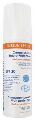 Dermatherm Pursun SPF30 High Sun Protection 150ml
