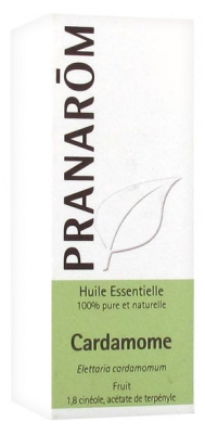 Pranarôm Essential Oil Cardamom 5ml