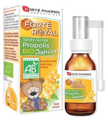 Forté Pharma Propolis Spray Gorge Junior 15 ml