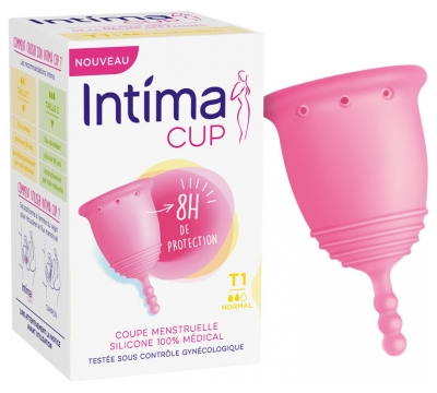 Intima Cup Coupe Menstruelle T1 Normal