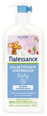 Natessance No Rinse Cleansing Water 500 ml