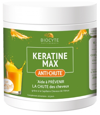 Biocyte Beauty Food Keratine Max Capillary 240g