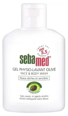 Sebamed Gel Physio-Lavant Olive 50 ml