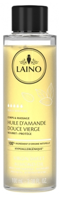 Laino Virgin Sweet Almond Oil 100ml