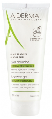 Aderma Shower Gel Hydra-Protective 200ml
