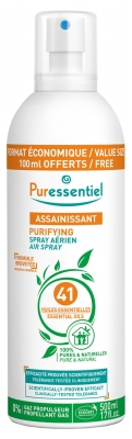 Puressentiel Purifying Air Spray with 41 Essential Oils 500ml