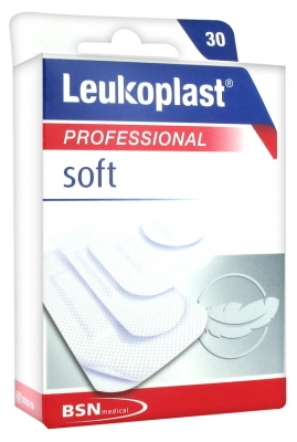 BSN medical Leukoplast Professional Soft 30 Pansements