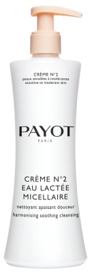 Payot Crème N°2 Eau Lactée Micellaire Harmonising Soothing Cleansing 400ml