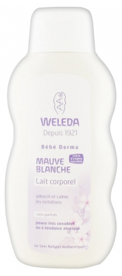 Weleda Baby Derma White Mallow Body Milk 200ml