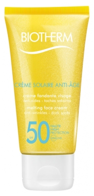 Biotherm Melting Face Cream SPF 50 50ml