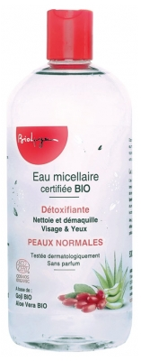 Bio4you Detoxifying Micellar Water Normal Skins 530ml