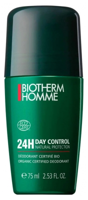 Biotherm Homme 24 H Day Control Natural Protection Deodorant 75 ml