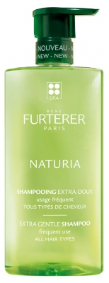 Furterer Naturia Extra Gentle Shampoo Frequent Use 500ml