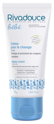 Rivadouce Baby Nappy Cream 50g