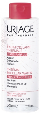 Uriage Thermal Micellar Water Intolerant Skin 500ml