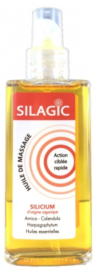 Silagic Massage Oil 100ml
