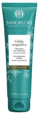 Sanoflore Gelée Magnifica Purifying Cleanser New Skin Effect 125ml