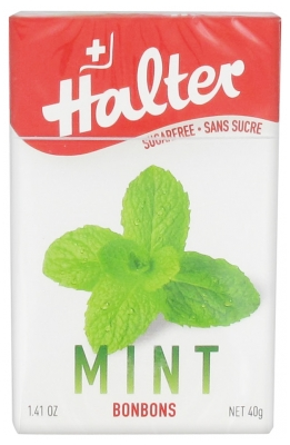 Halter Sweets Sugars Free Mint 40g