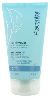 Placentor Végétal Face Cleansing Gel 150ml